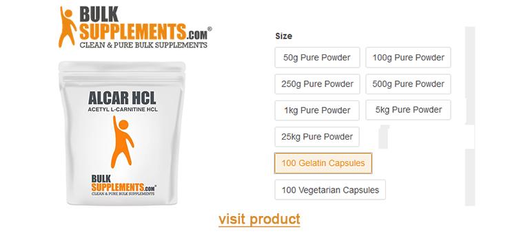 bulksupplements-com acetyle-l-carnitine