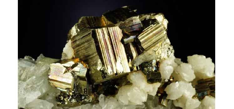 crystals formation